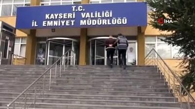 Kayseri'deki FETÖ operasyonu: 15 muvazzaf ve ihraç edilmiş asker yakalandı