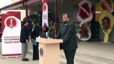 belediye baskani -  Şanlıurfa'da tam teşekküllü hayvan hastanesi açıldı