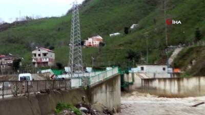 agir yarali -  Sel sularına kapılan 2 işçiden 1'inin hayatını kaybettiği olayla ilgili soruşturma başlatıldı