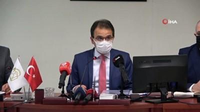Vali Ayaz kentteki korona virüs tablosunu açıkladı, aşılar sonuç veriyor