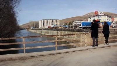 kis mevsimi -  Yeşilbaşlı gövel ördekler Çoruh Nehrini renklendiriyor