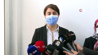 Covid-19 aşısı için gitti, kanser olduğunu öğrendi