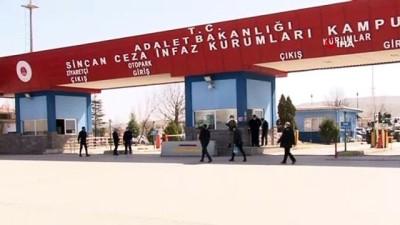 hapis cezasi -  Cumhurbaşkanlığı Muhafız Alayı'ndaki eylemlere ilişkin 497 sanığın yargılandığı davada karar çıktı