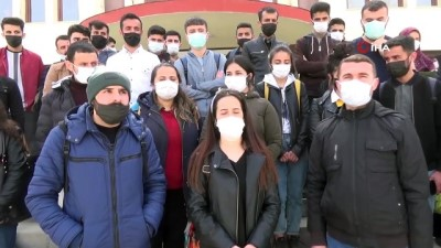'Etüt merkezi' isteyen gençlere Vali Akbıyık'tan olumlu yanıt