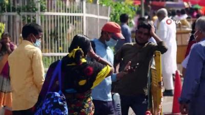 sokaga cikma yasagi -  - Hindistan'ın Yeni Delhi eyaletinde ay sonuna kadar sokağa çıkma yasağı uygulanacak