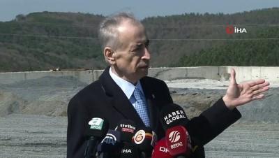 uluslararasi - Mustafa Cengiz: 'Kemerburgaz'da dünyandaki kulüplerin örnek alacağı 6 saha yapılacak' -2-