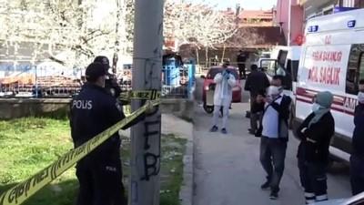 Polisten kaçamayacağını anlayınca kendini vurdu, hayatını kaybetti