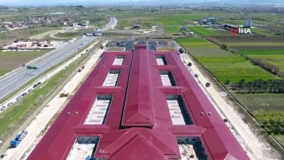 - Türkiye Arnavutluk'a söz verdiği hastanenin inşaatını tamamladı