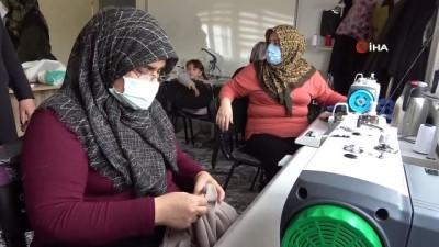bakis acisi -  Vanlı kadınlar ADEM ile sosyalleşiyor