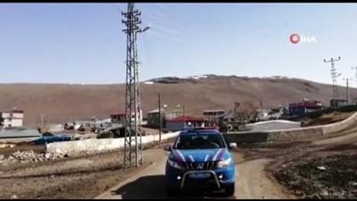 Ardahan'da jandarmadan anonslarla 'evde kalın' çağrısı