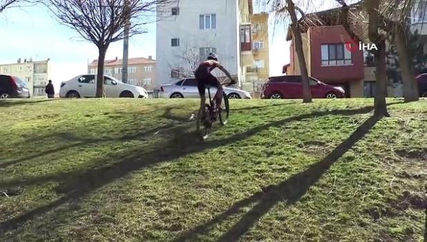 karne hediyesi -  Bahar geldi, bisikletler bodrumdan çıktı