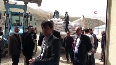 Başkan Büyüksu'dan 600 haneye gıda yardımı
