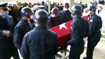cenaze namazi -  Bursalı şehit gözyaşlarıyla son yolculuğuna uğurlandı