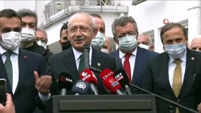 CHP Genel Başkanı Kılıçdaroğlu, Sinop'ta konuştu