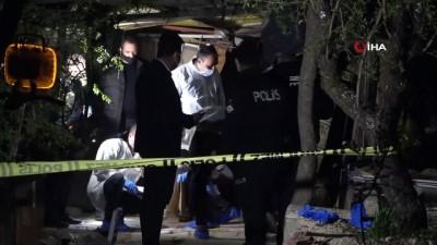 Elazığ'da vahşet, genç kadın barakada sevgilisi tarafından öldürüldü