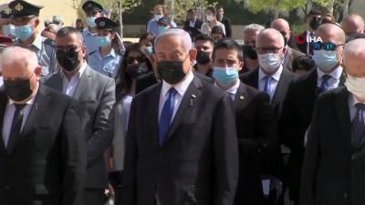 parlamento -  - İsrail'de Holokost kurbanları için anma töreni gerçekleştirildi