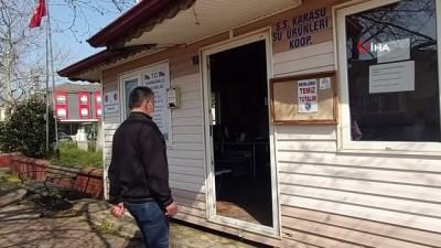 cekim -  Korona virüs denetimi esnasında restoranda muhtara saldırı