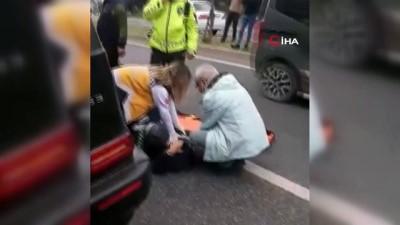 direksiyon -  Milas'ta karşı şeride geçen otomobil dehşet saçtı: 3 yaralı