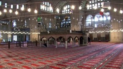 ziyaretciler -  Mimar Sinan'ın 'Ustalık eseri' Ramazan-ı Şerif'e hazır