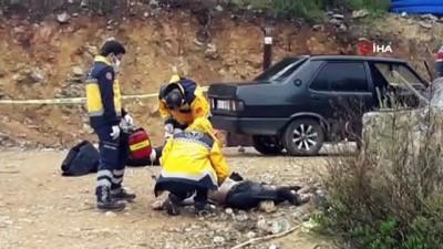 Muğla'da dehşet...Baba ve oğlu kavgalı olduğu komşusu tarafından öldürüldü