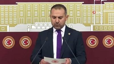 AK Parti Erzincan Milletvekili Burhan Çakır: 'Bize vatanını, milletini satan, darbe girişiminde bulunmaya çalışan sözde amiraller lazım değil'