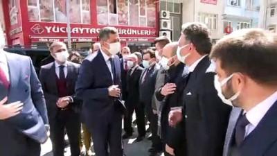 """Bakanı Selçuk """"Ziya Öğretmen ile Eğitim Buluşmaları""""nda Kırklareli'ndeki meslektaşlarıyla buluştu"""