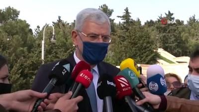 """uluslararasi -  - BM 75. Genel Kurul Başkanı Bozkır, Bakü'de şehitlikleri ziyaret etti - Bozkır: """"Azerbaycan bütün uluslararası konularda çok önemli rol oynuyor"""""""