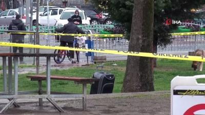 funye -  Bomba imha ekiplerinin patlattığı şüpheli valiz boş çıktı