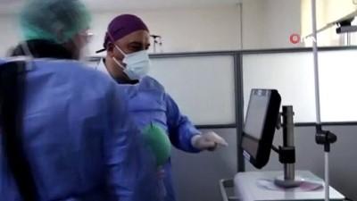 solunum cihazi -  Covid-19 hastaları yerli ve milli ventilatörlerle nefes alacak