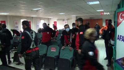 felaket -  Edremit Belediyesi Gönüllü Arama Kurtarma Ekibine katılım belgesi