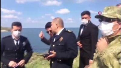 helikopter -  Foça'da askeri eğitim uçağı düştü