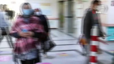 doluluk orani -  Malatya'da Covid-19 vakaları artıyor