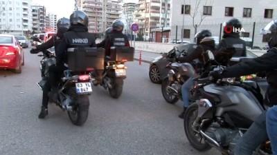 ozel harekat polisleri -  Şanlıurfa'da 200 polisle narkotik operasyonu