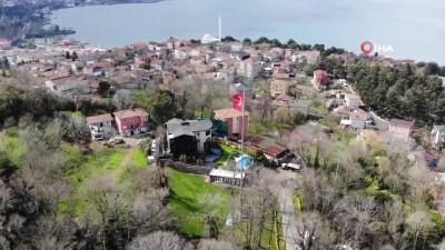 karya -  Sedat Peker'in Beykoz'daki villası görüntülendi