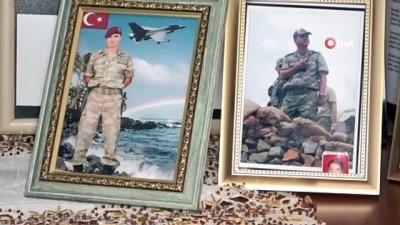 hain saldiri -  Şehit Yarbay İlker Çelikcan'ın babası Niyazi Çelikcan: 'Oğlumun kanı yerde kalmadı Allah razı olsun'