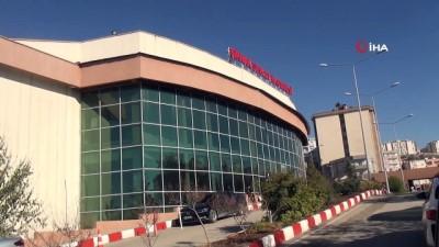 Şırnak terminali inşaatında çökme: 4 işçi yaralı
