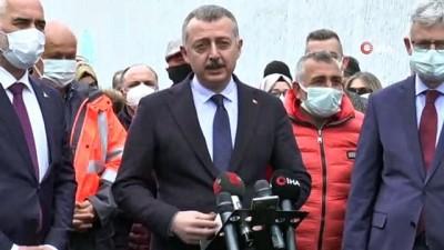 direksiyon -  Trafik çilesine ilaç olacak 'Karamürsel Köprülü Kavşağı' hizmete açıldı
