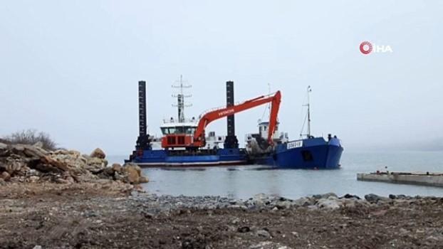 deniz tasimaciligi -  Ünye Konteyner Liman projesi ilerliyor