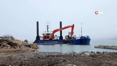 Ünye Konteyner Liman projesi ilerliyor