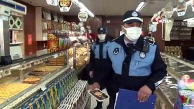 market -  Üsküdar'da Ramazan öncesi esnafa sıkı denetim