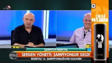 Ahmet Çakar, Beşiktaş forması giydi!