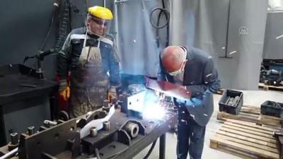 ANKARA - Çalışanlarının 'Yusuf amca'sının işçilikten fabrikatörlüğe uzanan başarısı