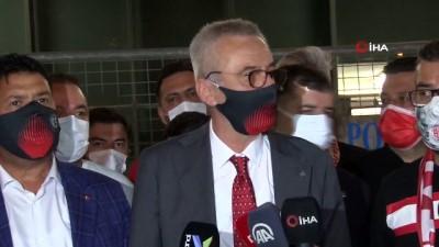 """Antalyaspor Başkanı'ndan TFF'ye eleştiri: 'İstanbul'un uşaklığını yapıyorlar"""""""