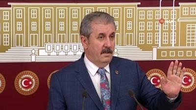 Destici'den CHP ve İYİ Parti'ye tepki