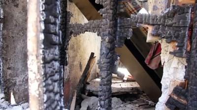 benzin - HATAY - Ateşe verdiği evinde yanarak ölen gencin annesi olay gününü anlattı