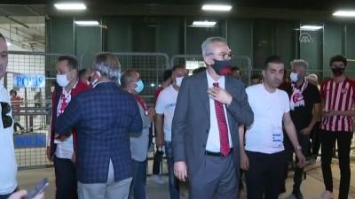 İZMİR - Antalyaspor-Beşiktaş maçının ardından - Mustafa Yılmaz