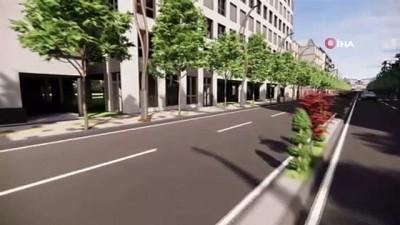 animasyon -  - Van Büyükşehir Belediyesi Zübeyde Hanım Caddesi'ni de yenileyecek
