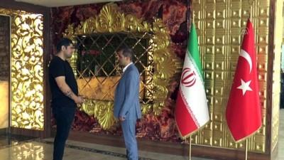 iranlilar - VAN - Kapıköy Gümrük Kapısı'nın açılması İran'da heyecan yarattı