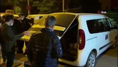 mobilya -  5 ayrı yeri yakan şahıs yakalandı