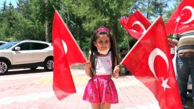 bayram coskusu - Diyarbakır'da 19 Mayıs halk oyunları gösterisiyle kutlandı